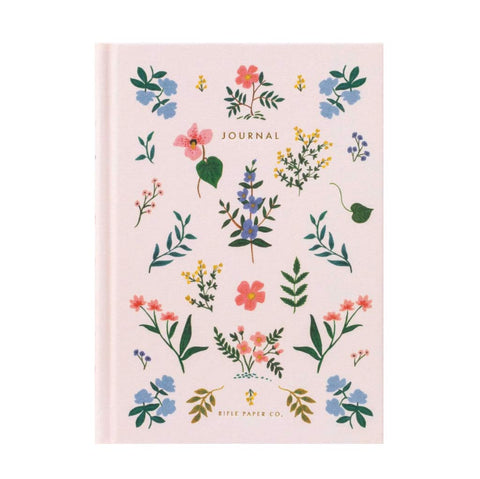 Wildwood Fabric Journal