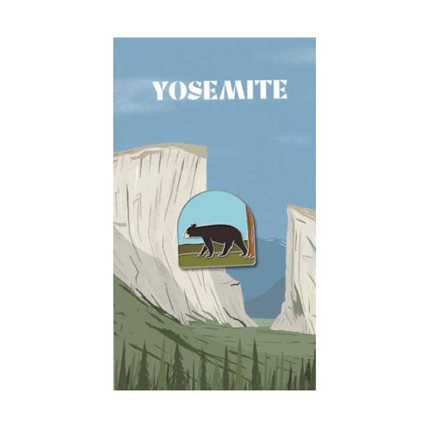 National Park Enamel Pins