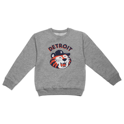 Tiger Cub Toddler Crewneck Sweatshirt