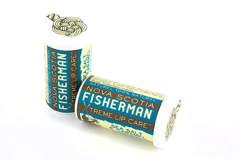Nova Scotia Fisherman Lip Balms