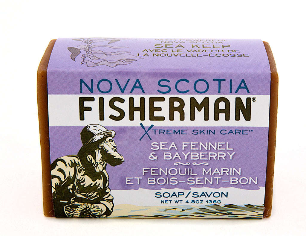 Nova Scotia Fisherman Soaps