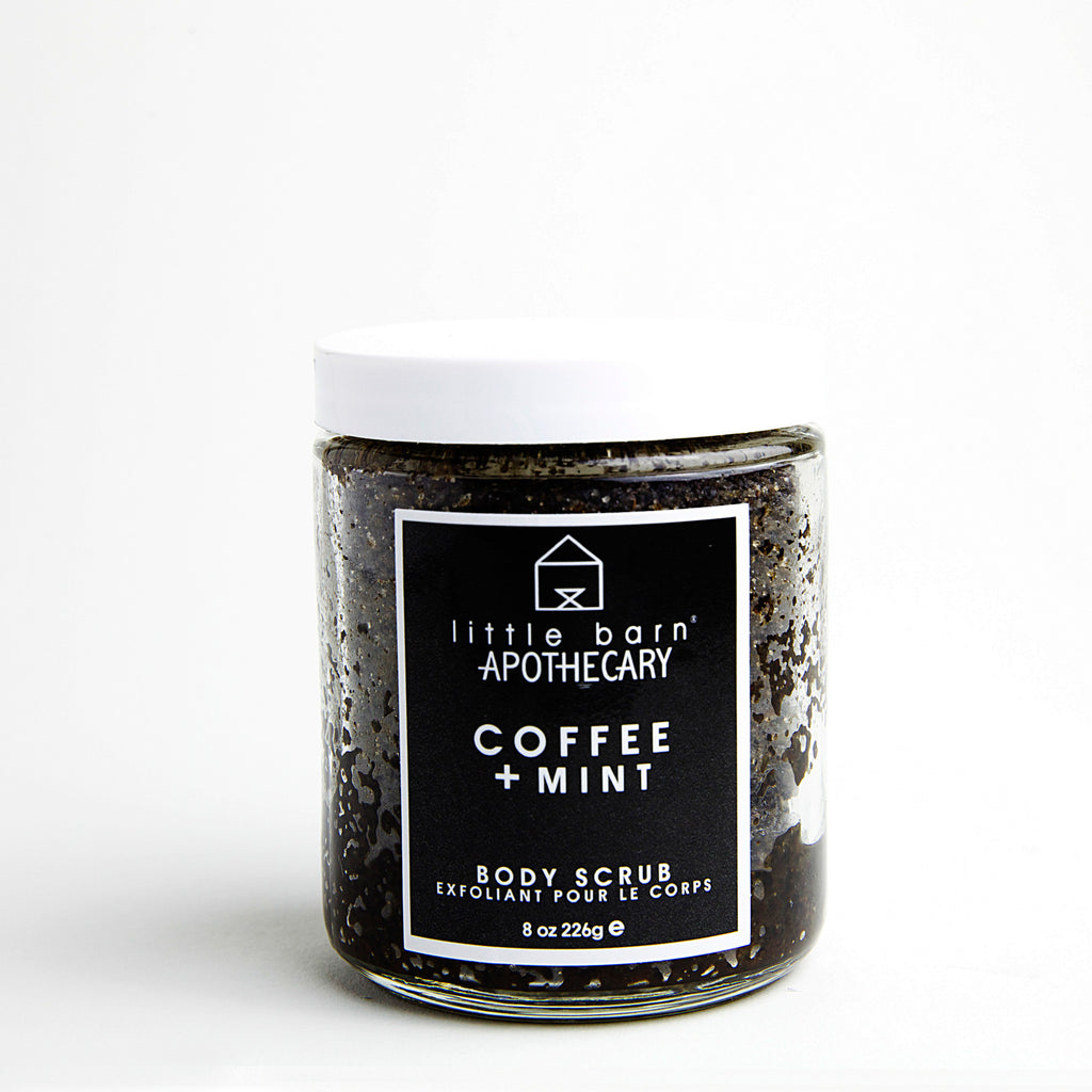 Little Barn Apothocary Body Scrubs