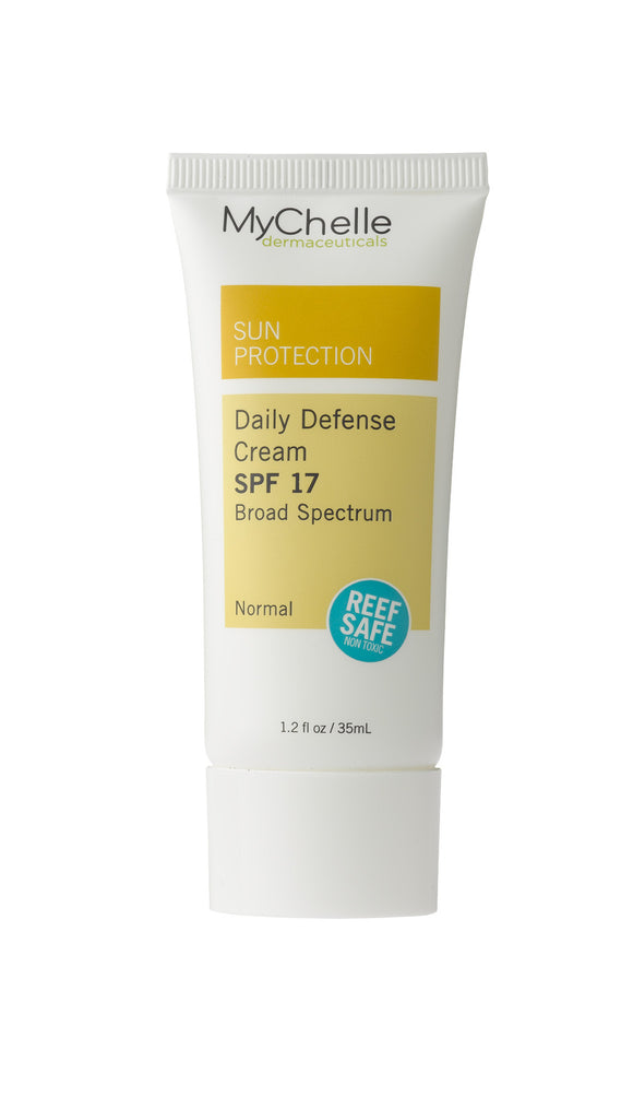 Daily Defense Cream SPF 17 Broad Spectrum
