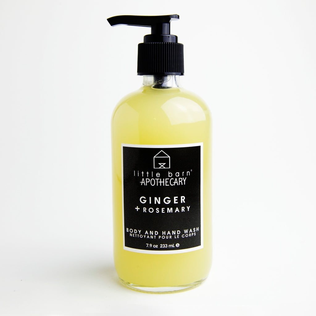 Little Barn Apothocary Body Washes