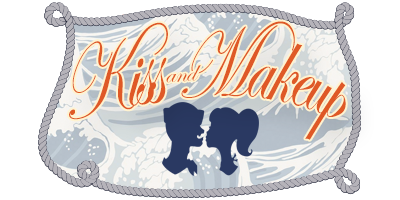 Kiss and Makeup Provincetown logo