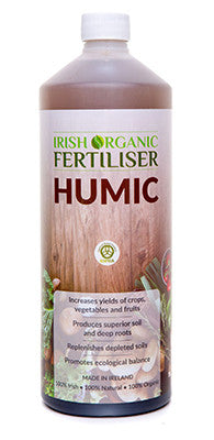 Irish Organic Fertilizer
