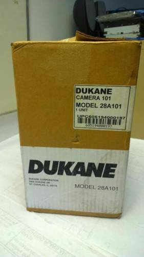 Dukane Camera 101 Document Projection Camera (28A101) High Resolution - CSExpress