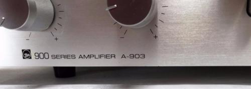 TOA 900 Series Amplifier A-903 FOR PARTS OR REPAIR - CSExpress