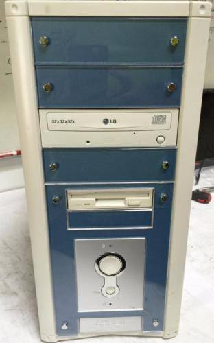 Custom Desktop Intel 865PERL MB Pentium 4@ 2.8GHz XP PRO 2GB RAM - CSExpress