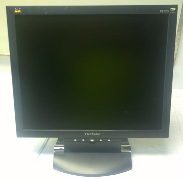 "Great ViewSonic VA702B 17"" LCD Monitors - CSExpress"