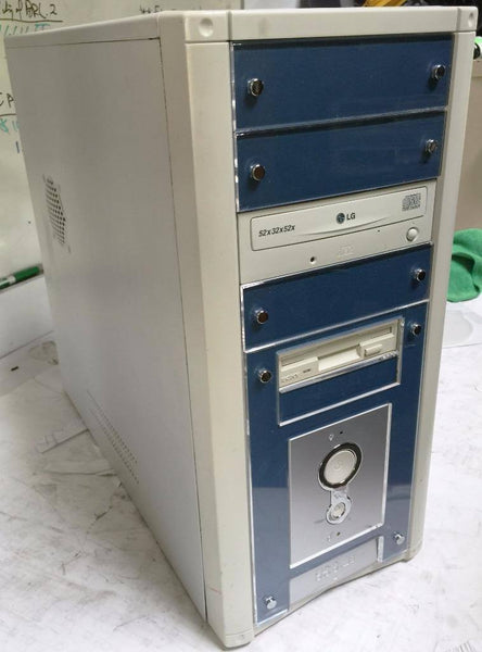Custom Desktop Intel 865 GBF MB Pentium 4@ 2.66GHz XP PRO 2GB RAM - CSExpress