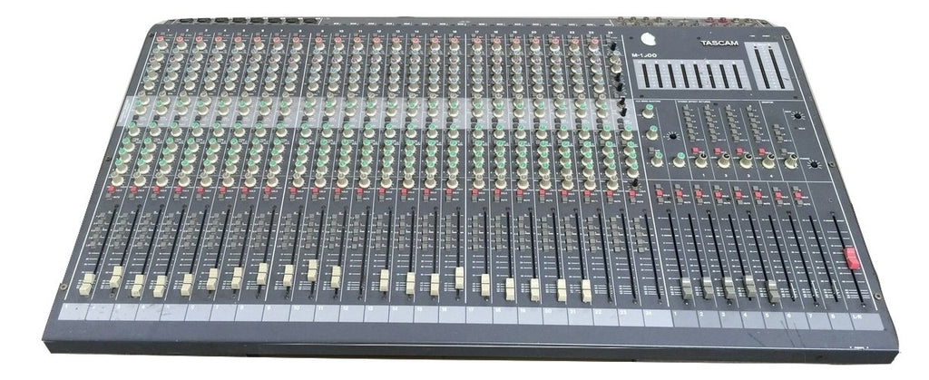 TASCAM M-1600 24 Channel 8 Bus Mixing Console - CSExpress