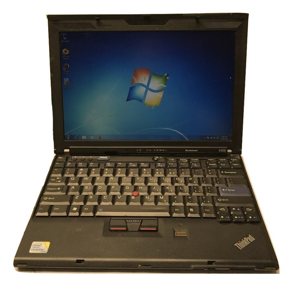 Lenovo Thinkpad X200 - CSExpress