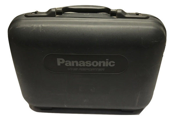 Panasonic AG186 VHS Video Recorder Commercial Grade with Case - CSExpress