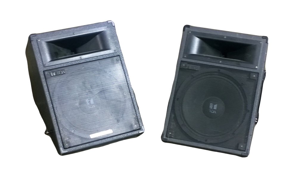 TOA Electronics Stage Monitor Pair 240 Watt - CSExpress