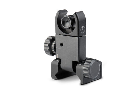 C4 Precision Folding Rear Sight