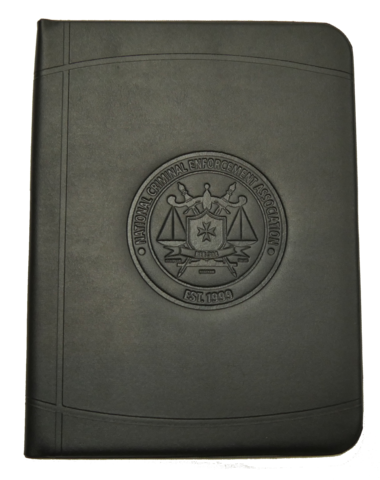 Pad Folio - Medium (NCEA - Full Logo)