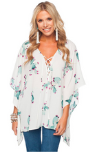Load image into Gallery viewer, Kiwi Tunic- Rosebud