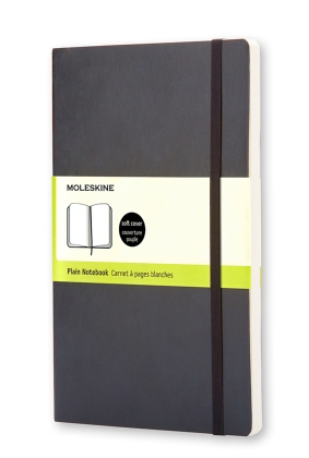 Moleskine Plain Large Notebook