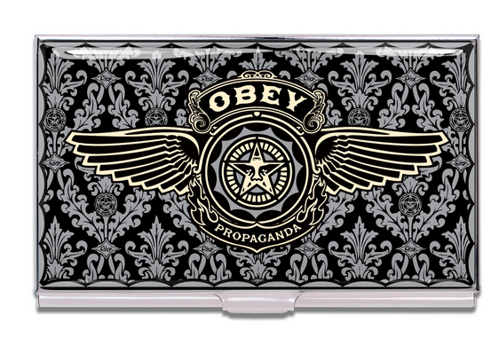 Acme Studio Obey Card Case