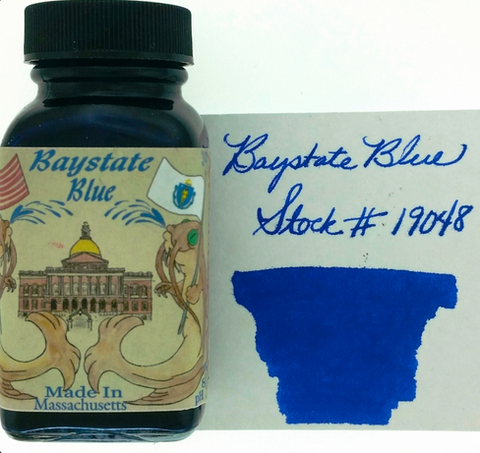 Noodler's Baystate Blue Bottled Ink