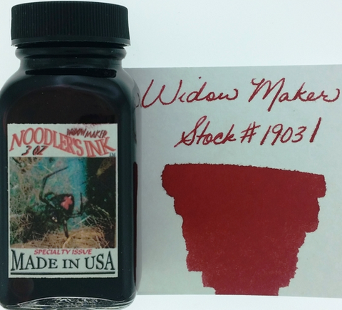 Noodler's Widow Maker Bottled Ink