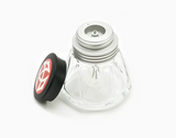 Front view of TWSBI Diamond Ink Bottle 50 mL Silver