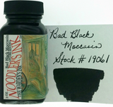 Noodler's Bad Black Moccasin Bottled Ink