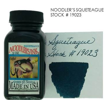 Noodler's Squeteague Bottled Ink
