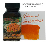 Noodler's Habanero Bottled Ink