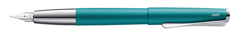 Lamy Studio Limited Edition Aquamarine Extra-Fine Fountain Pen