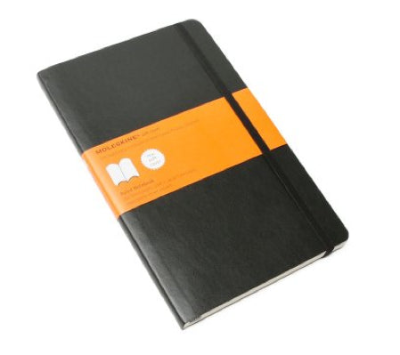 Moleskine Ruled Soft Notebook - Large
