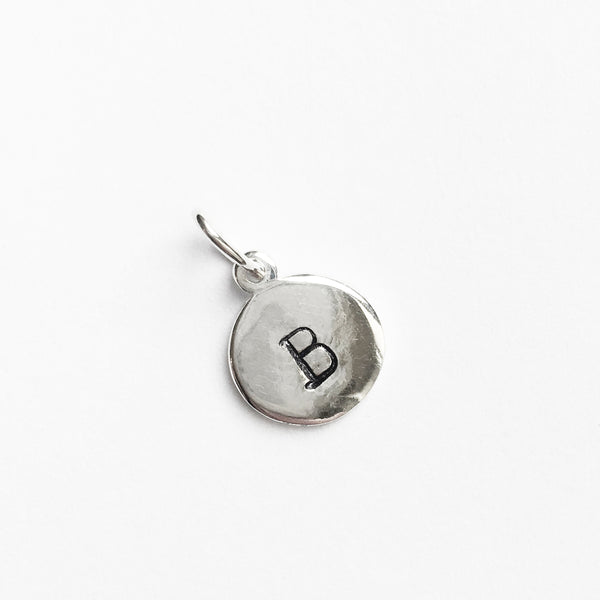 Add a personalised tag in Sterling Silver