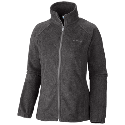 Columbia Women's Benton Springs Full-Zip Fleece - ThreadedLogo