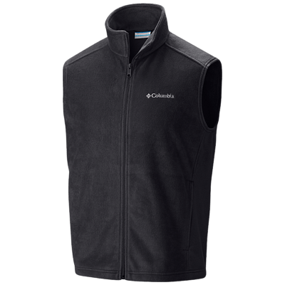 Columbia Men's Steens Mountain™ Fleece Vest - ThreadedLogo