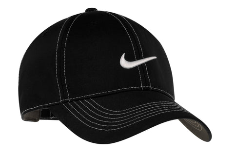 Nike Golf - Swoosh Front Cap. 333114, Caps, Nike ThreadedLogo