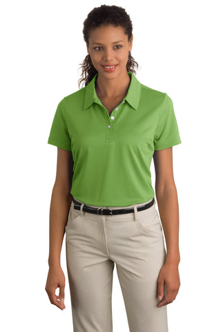 Ladies Nike Sphere Dry Diamond Polo - ThreadedLogo