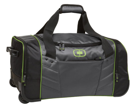 OGIO¨ - Hamblin 22 Wheeled Duffel. 413009, Bags, OGIO ThreadedLogo