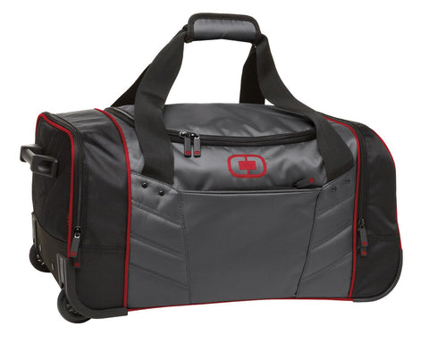 OGIO¨ - Hamblin 30 Wheeled Duffel. 413010, Bags, OGIO ThreadedLogo