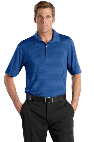 Nike Golf - Elite Series Dri-FIT Heather Fine Line Bonded Polo. - ThreadedLogo
