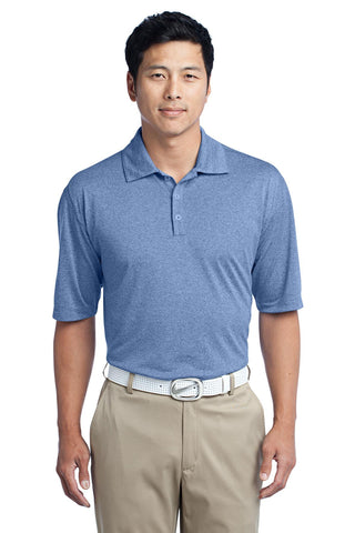 Nike Golf Dri-FIT Heather Polo. - ThreadedLogo