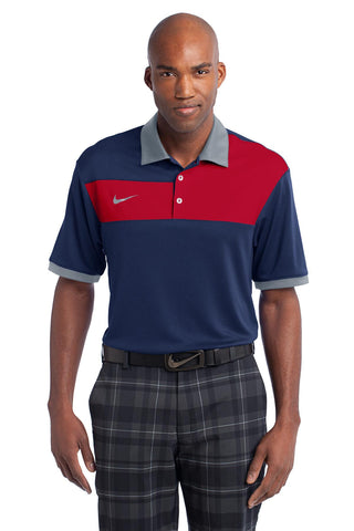 Nike Golf Dri-FIT Sport Colorblock Polo. 527806, Polos/Knits, Nike ThreadedLogo