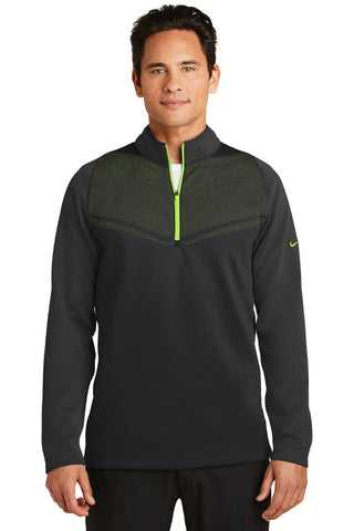 Nike Golf Therma-FIT Hypervis 1/2-Zip Cover-Up. 779803, Activewear, Nike ThreadedLogo