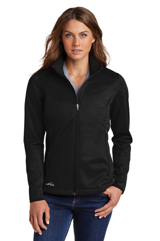 Eddie Bauer Ladies Weather-Resist Soft Shell Jacket - ThreadedLogo