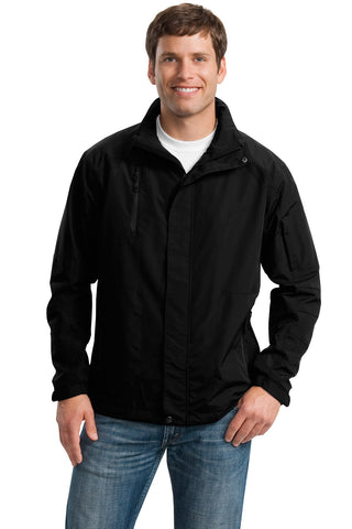 Port Authority¬ All-Season II Jacket. J304, Outerwear, Port Authority ThreadedLogo
