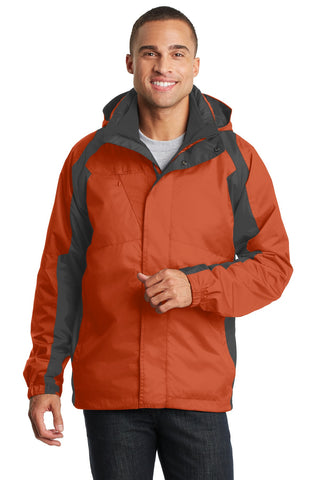 Port Authority¬ Ranger 3-in-1 Jacket. J310, Outerwear, Port Authority ThreadedLogo