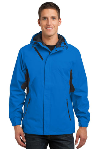 Port Authority¬ Cascade Waterproof Jacket. J322, Outerwear, Port Authority ThreadedLogo