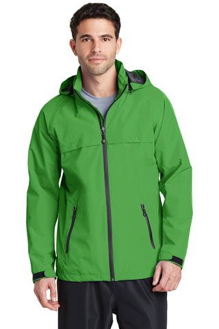 Port Authority¬ Torrent Waterproof Jacket. J333, Outerwear, Port Authority ThreadedLogo