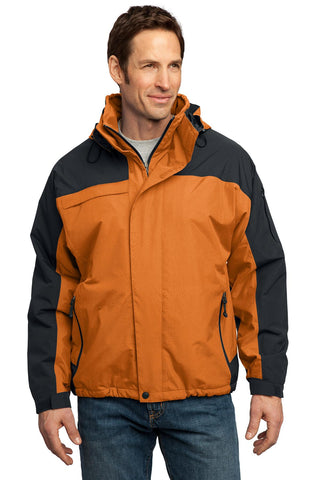 Port Authority¬ Nootka Jacket. J792, Outerwear, Port Authority ThreadedLogo