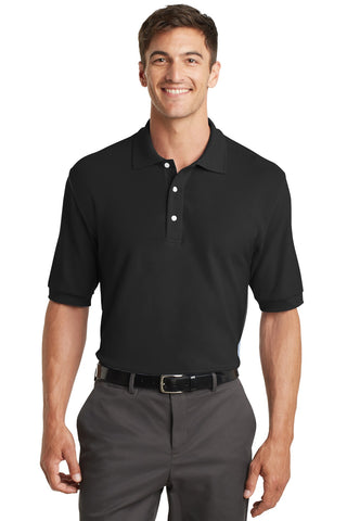 Port Authority¨ 100% Pima Cotton Polo. K448, Polos/Knits, Port Authority ThreadedLogo